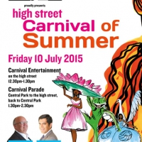 Carnival of Summer Poster