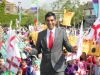 Gurvinder Sandher Event Organier Waving the Flag with Pride