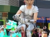 Model of Saint George in the Parade