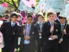 Pupils from St Johns Comprehesive