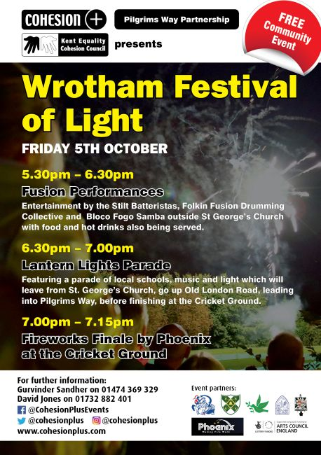 Wrotham Festival of Fusion and Light 2018 - Cohesion Plus