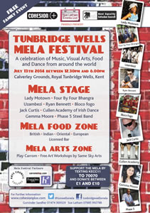 Tunbridge Wells Mela