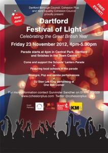 Dartford Festival of Light