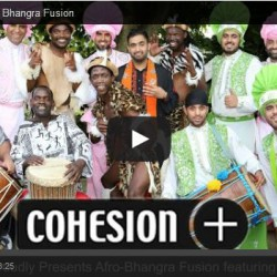Afro-Bhangra Fusion