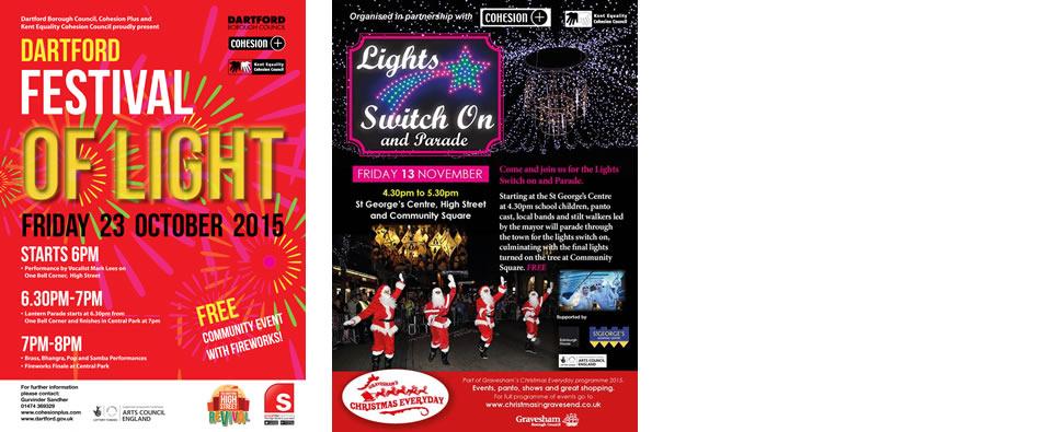Gravesham Christmas Lights Parade